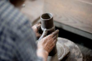 Art japonais kogei - céramique Bizen