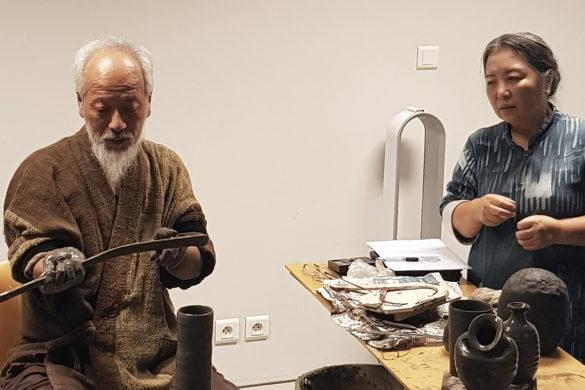 Céramique japonaise Bizen