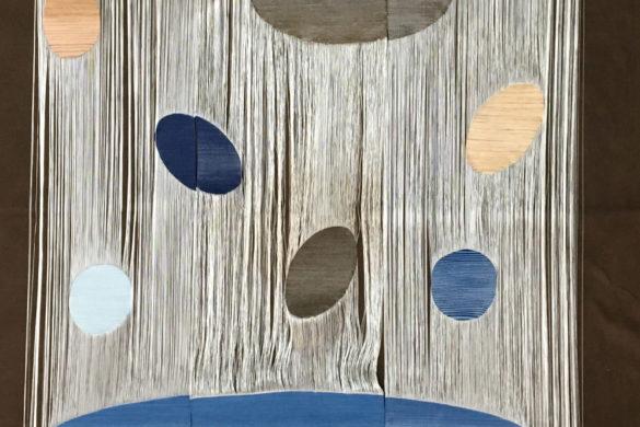 Tsuzuré-Ori : Tapisserie de soie à motifs
